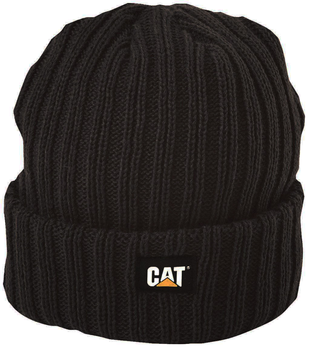 CAT Rib Watch Beanie