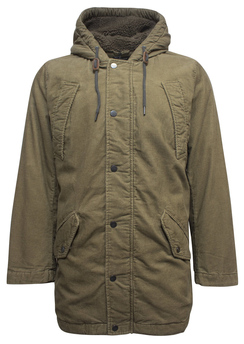 Industrie The Combed Cord Sherpa Jacket