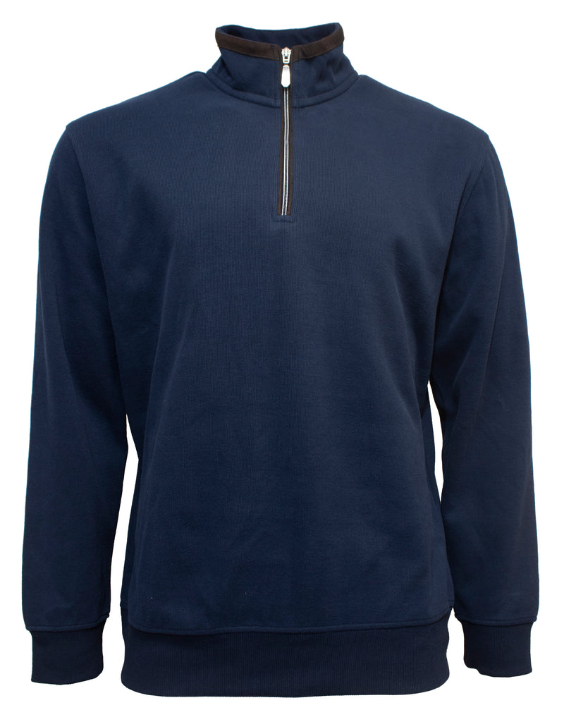 Back Bay Peached French Rib Fleece (5044947812489)