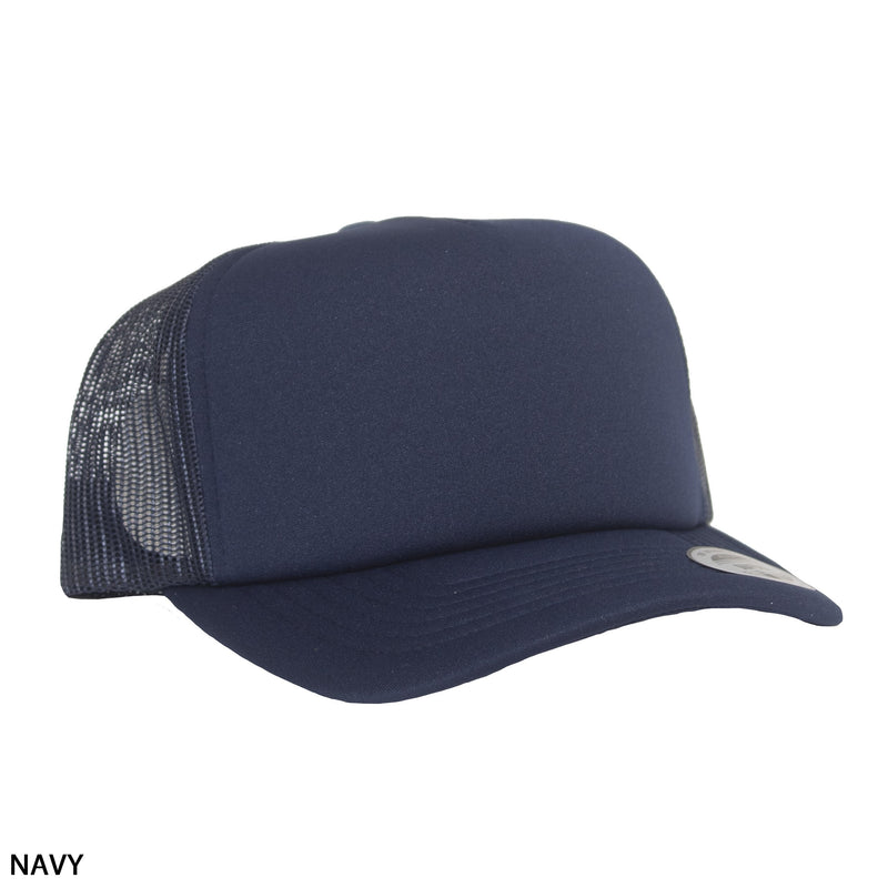 FlexFit High Crown Trucker (4497766678665)
