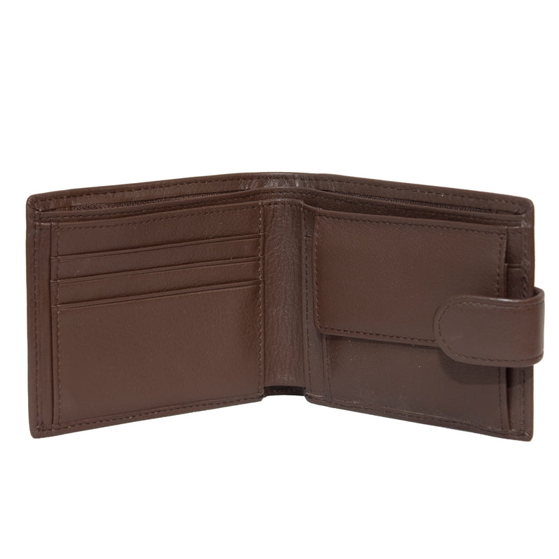 Buckle Bifold Wallet Pocket (5679911698590)