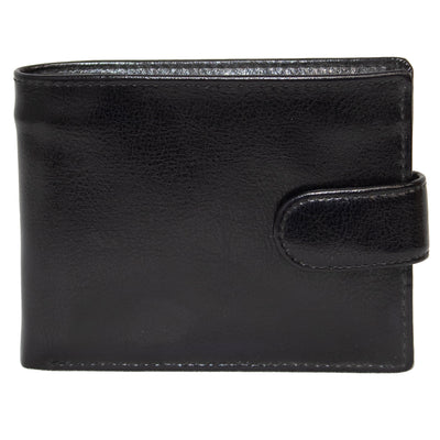 Buckle Bifold Wallet with Clip (4619355685001)