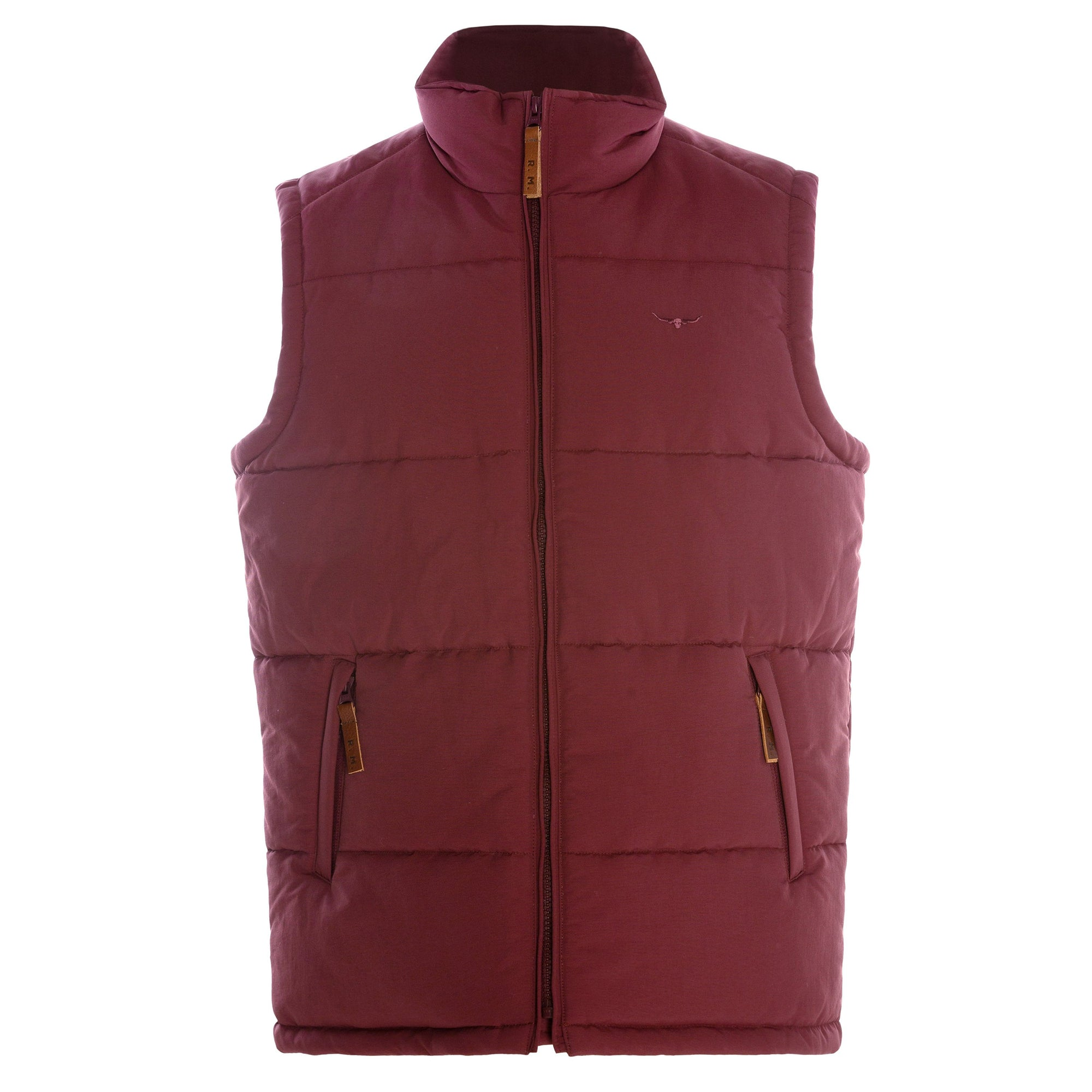 RM Williams Patterson Creek Vest (4498969395337)