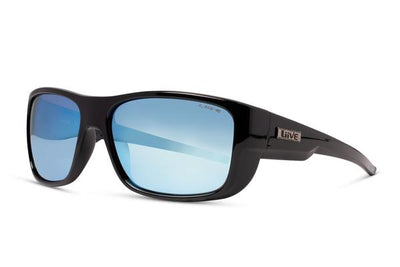 Liive The Admiral Mirror Polar Sunglasses