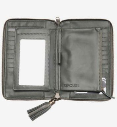 Rip Curl Essentials RFID Oversize Leather Wallet