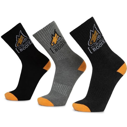 Mongrel 5 Pack Cotton Socks (5544120320158)