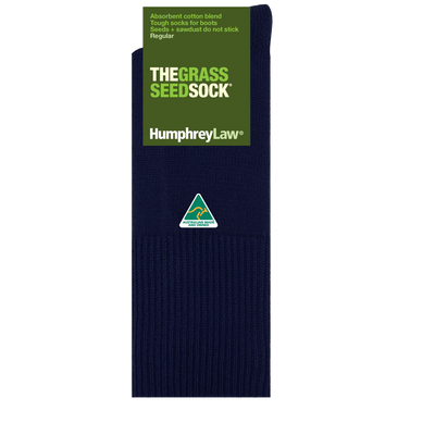 Humphrey Law Grass Seed Sock - Short