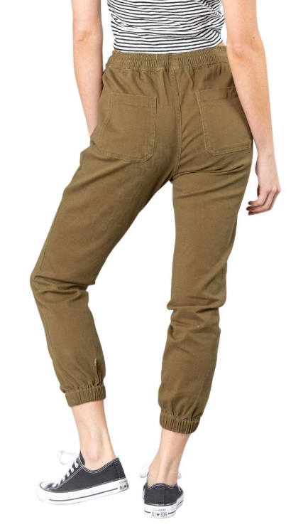 Rusty Hooky High Waist Pant