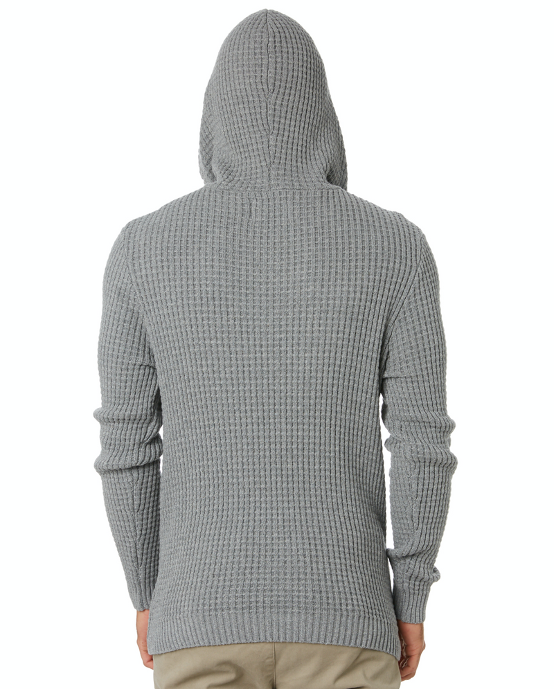 Rusty Misery Hooded Knit
