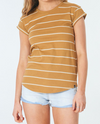 Rip Curl Plains Rolled Tee (5637967478942)