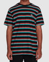 Billabong Die Cut Stripe Tee (5591656726686)