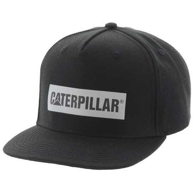 CAT IconBar Flat Bill Cap (4498867585161)