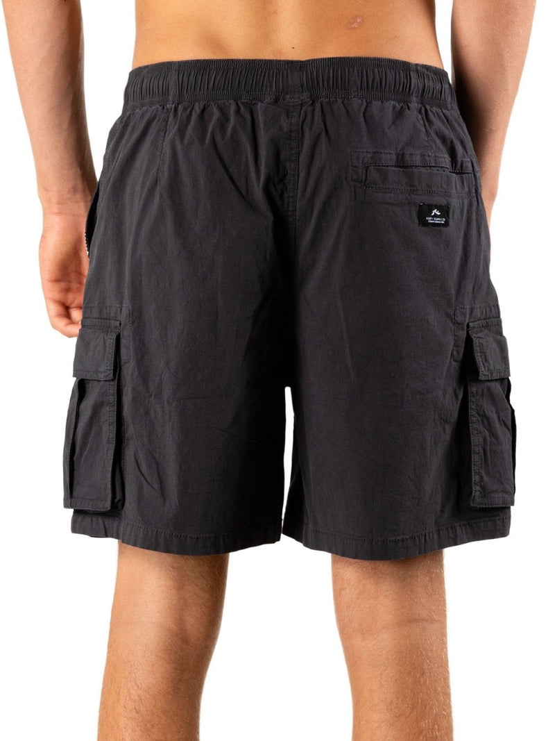 Rusty Safari Elastic Cargo Short
