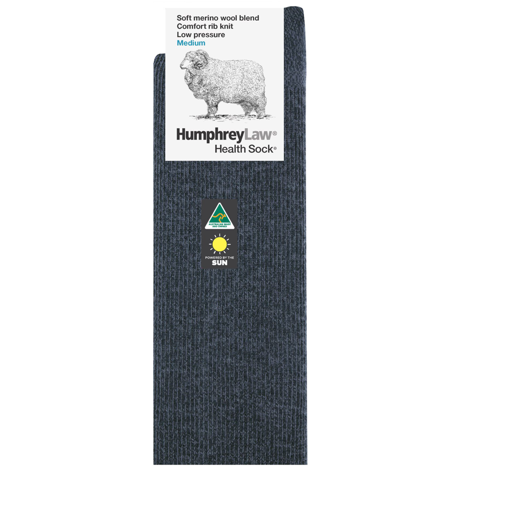Humphrey Law Merino Wool Sock (4497715724425)