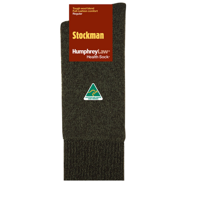 Humphrey Law Stockman Wool