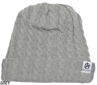 Anticorp Cable Lined Beanie
