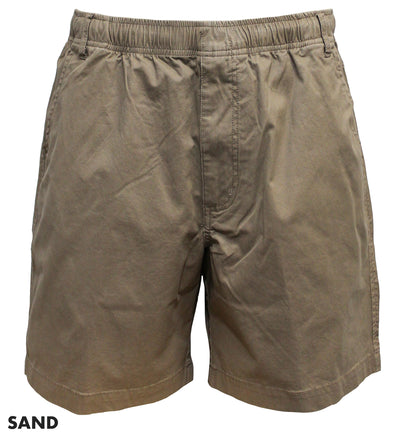 Back Bay Cotton Elastic Bedford Short (4498199380105)