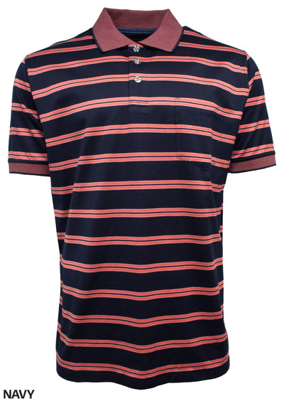 Back Bay Mercerised Polo (4498747719817)