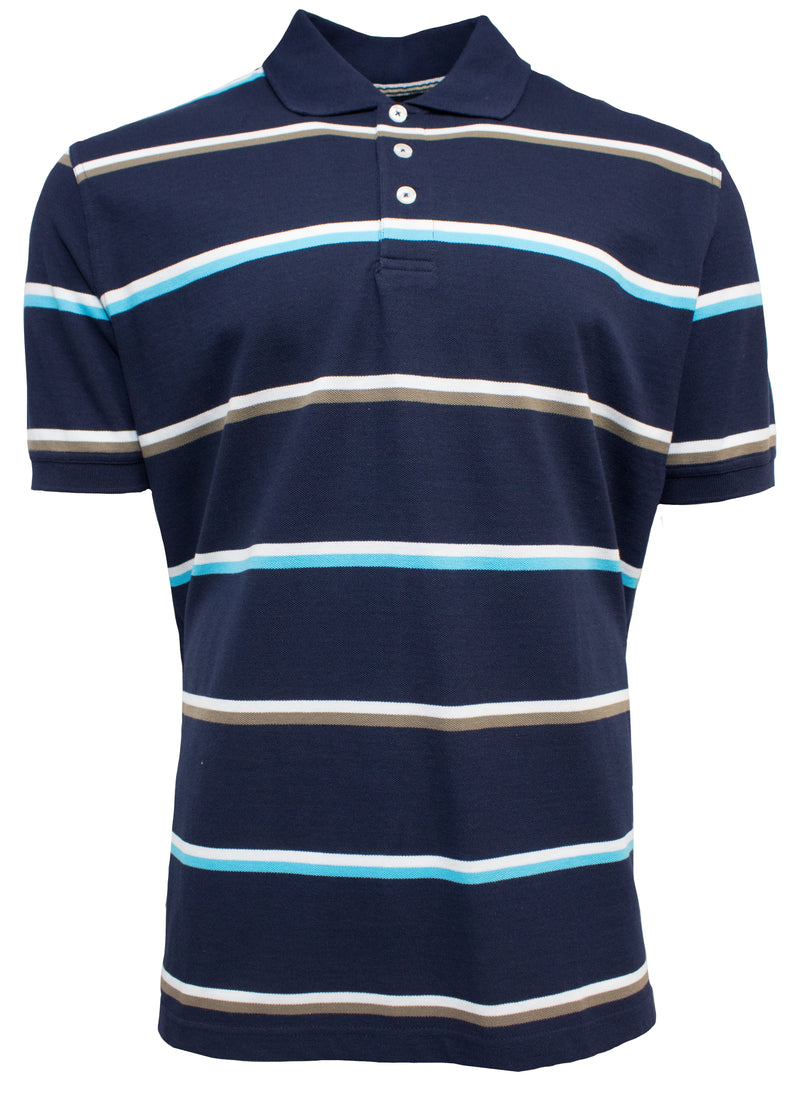 Back Bay Mercerised Polo (4498748211337)