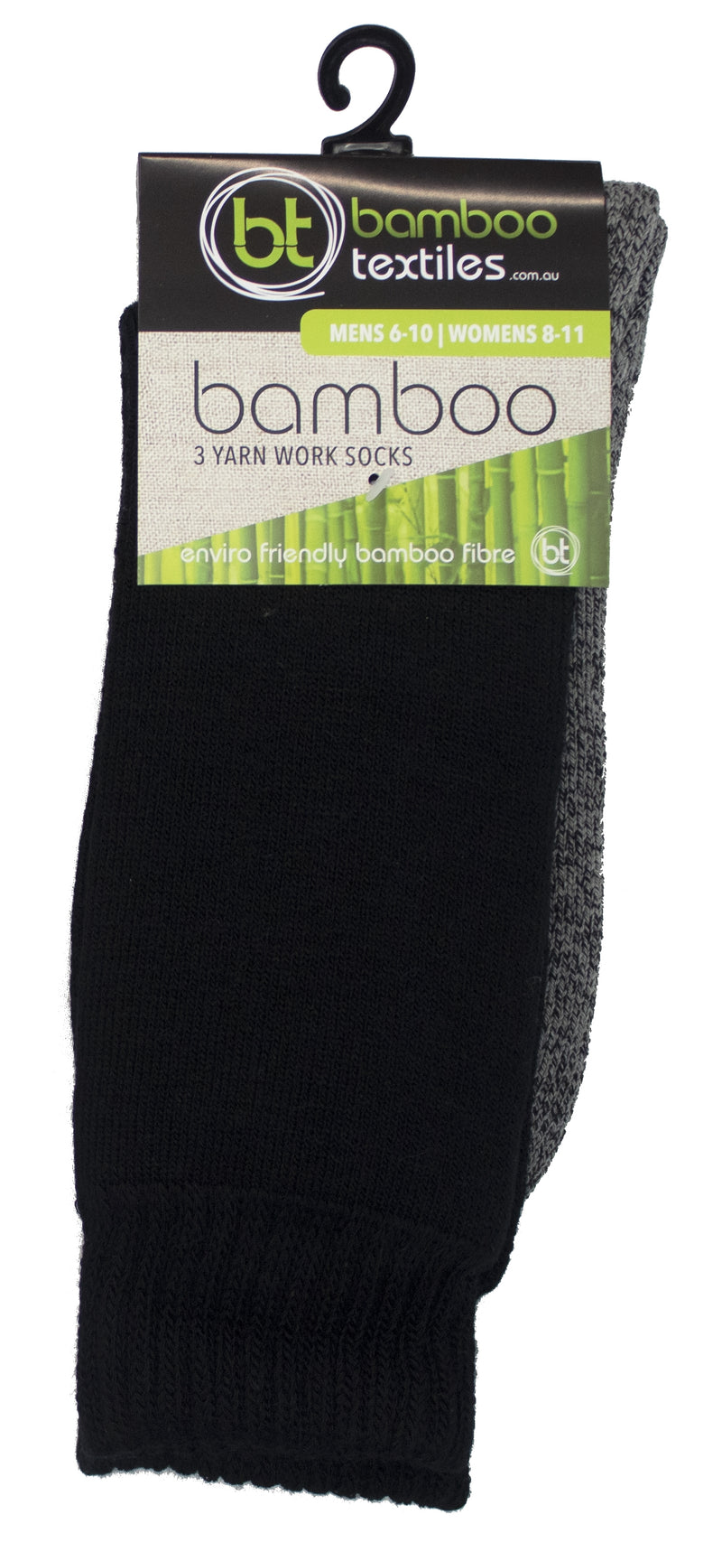 Bamboo 3 Yarn Work Socks