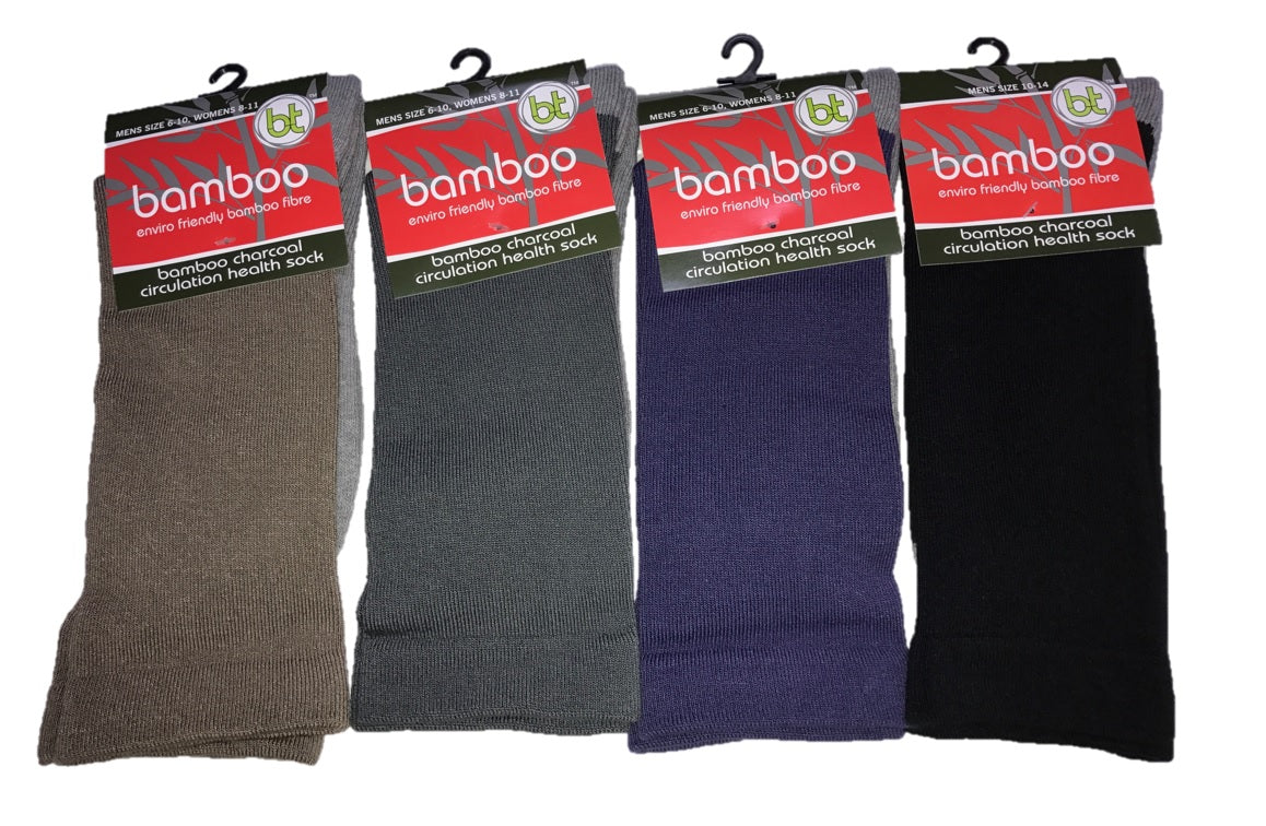 Bamboo Health Sock