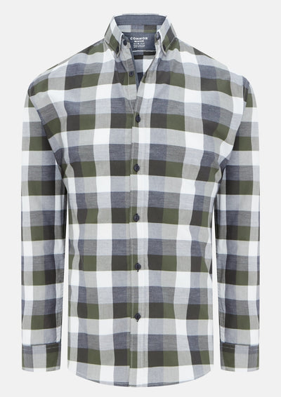 Connor Rigby Slim Casual Shirt