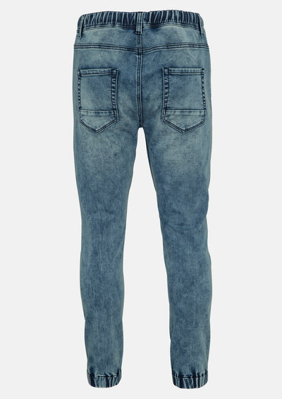 Connor Cyber Denim Jogger