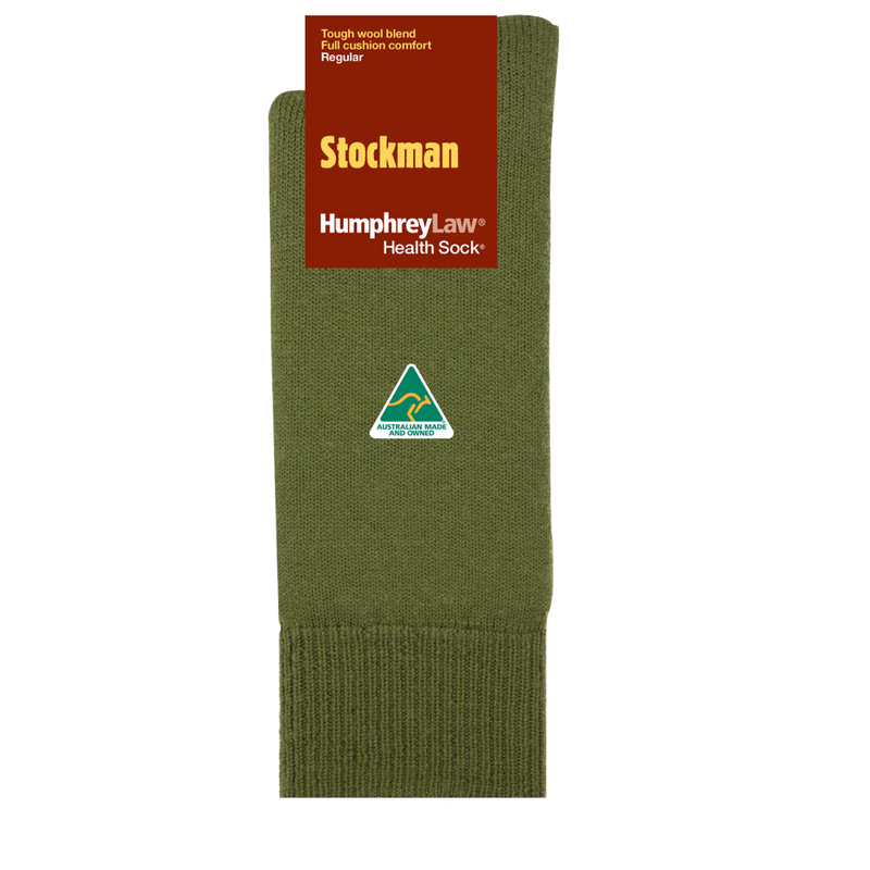 Humphrey Law Stockman Wool (4497790402697)