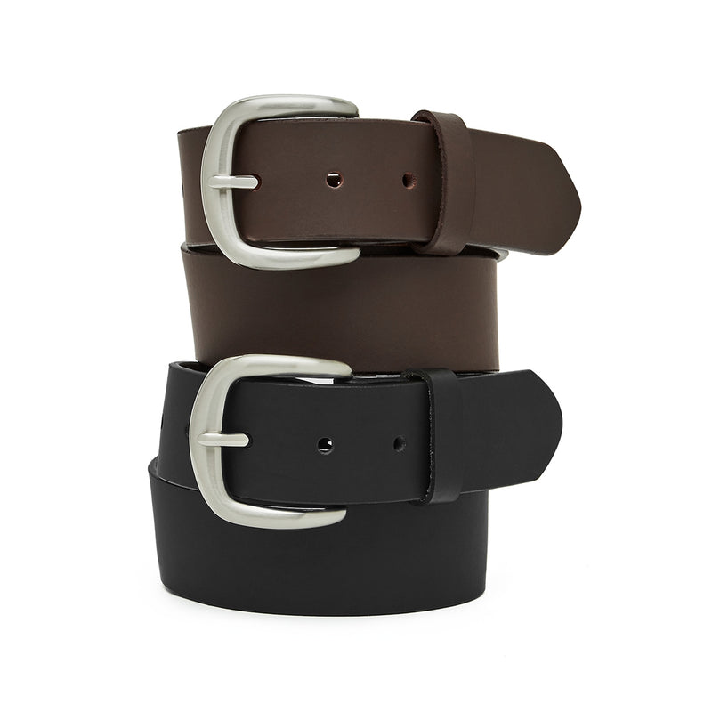 Buckle Mens Buffalo Belt (4498304073865)