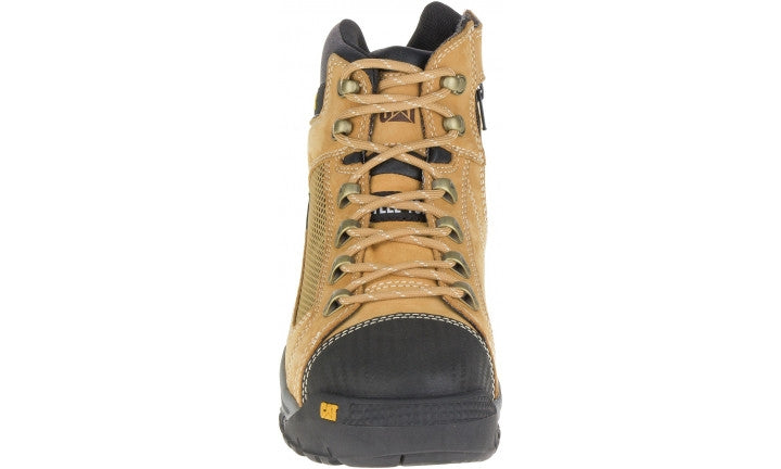 CAT Convex Zip Steel Toe Mid Work Boot