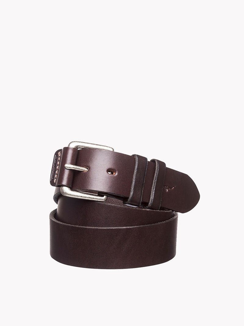 RM Williams 1 1/2 Covered Buckle Belt (4498919325833)