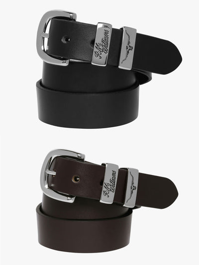 RM Williams 1 1/4 Leather Belt