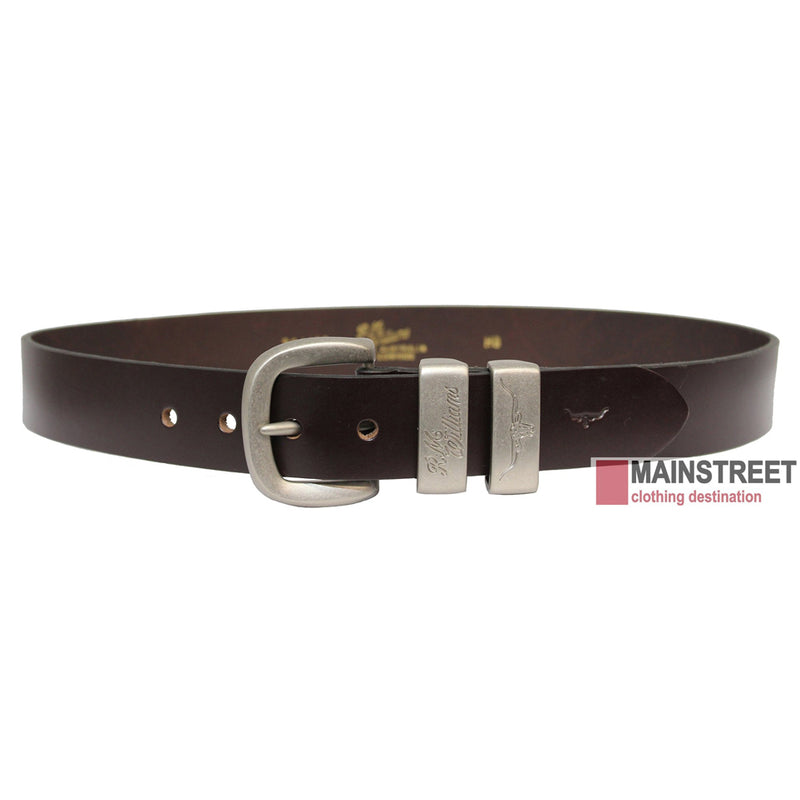 RM Williams Work Belt (4497850073225)