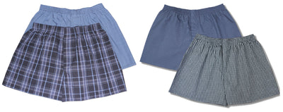 Gloster 2 Pack Cotton Boxer Short (4498500354185)