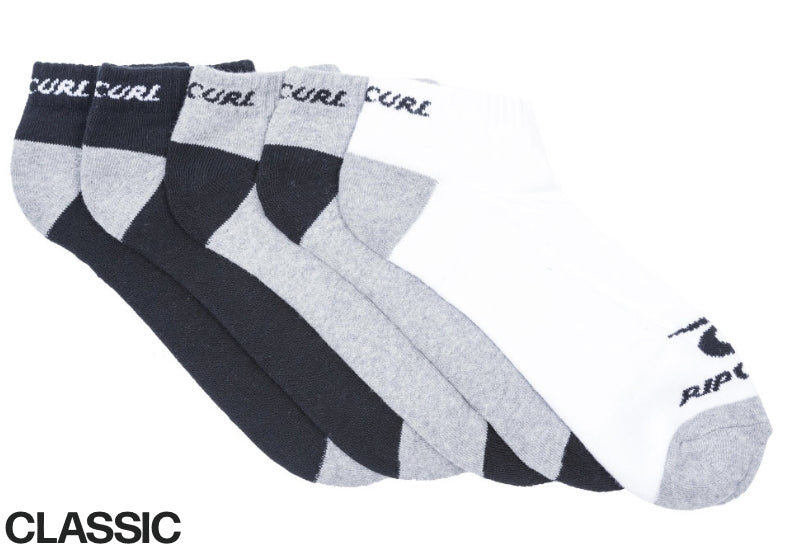 Rip Curl Ankle Sock 5 Pack (4498864078985)
