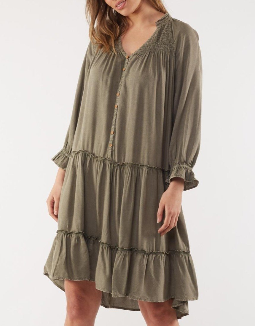 Foxwood Julia Dress (5808861282462)