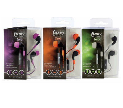 Fuse In Ear Headphone (4498479546505)