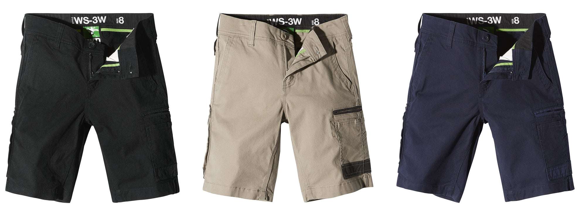 FXD Womens WS-3W Short (4498840223881)