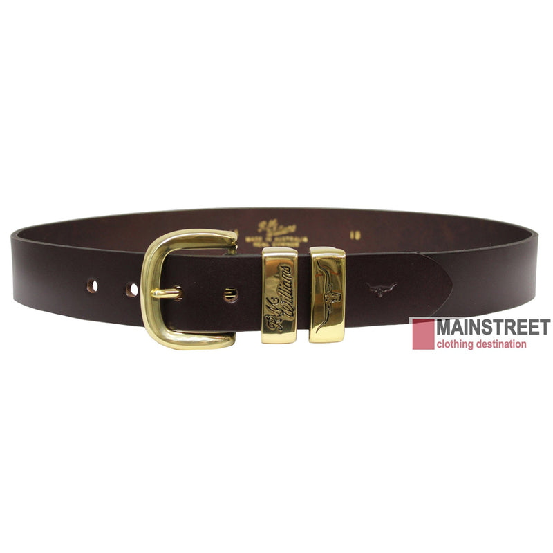 RM Williams Work Belt (4497717362825)
