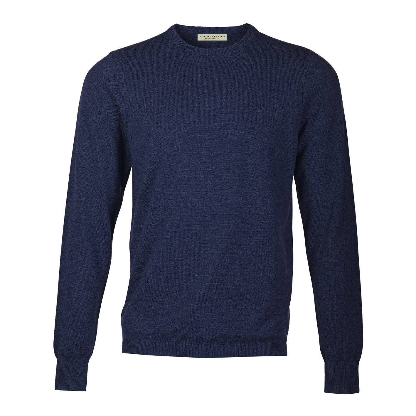 RM Williams Howe Sweater (4498162581641)