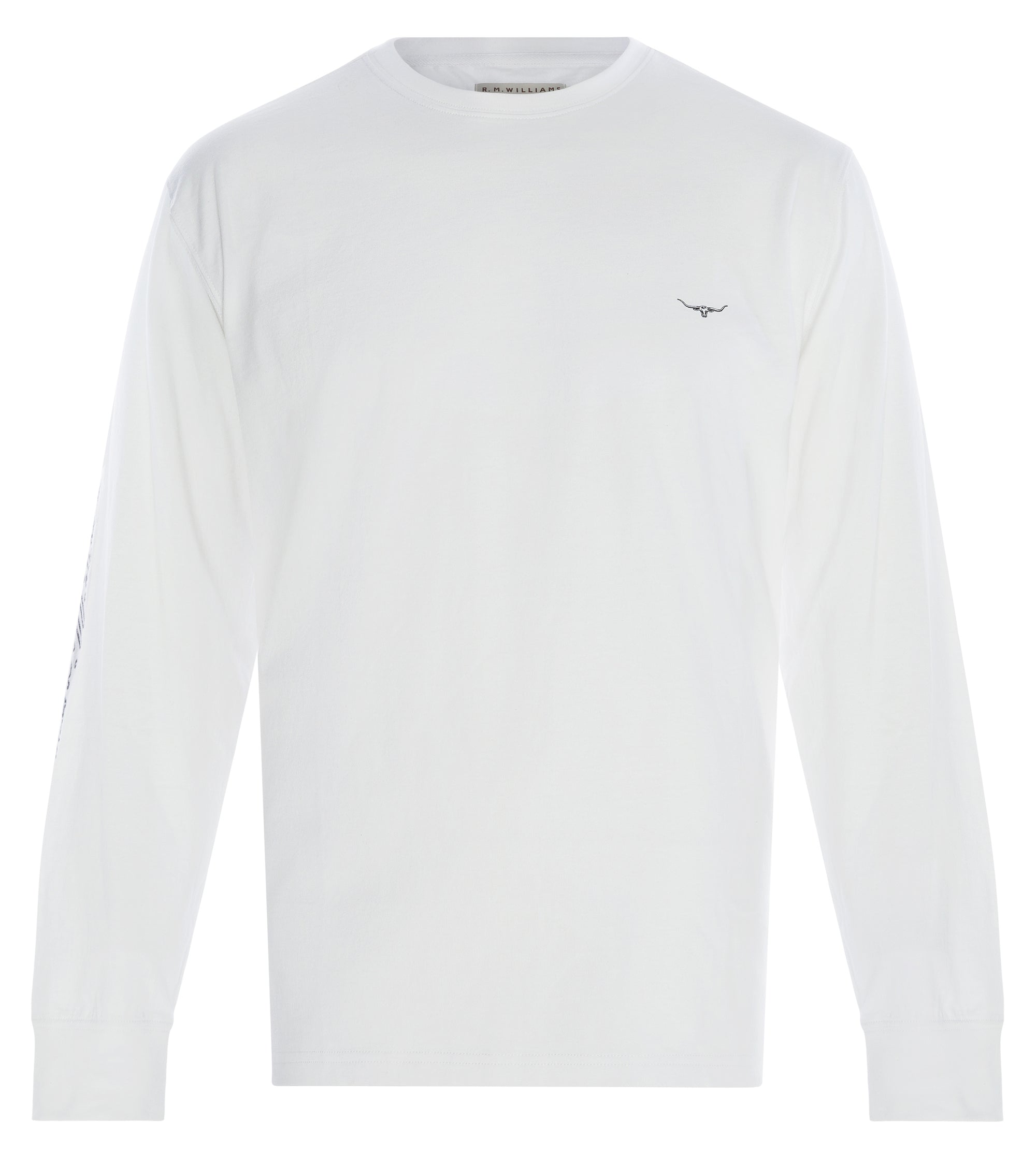 RM Williams Signature Long Sleeve T-Shirt
