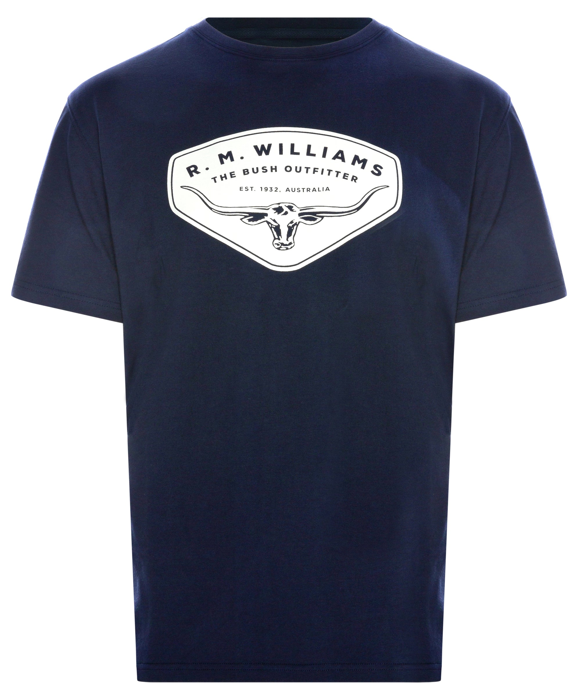 RM Williams Shield T-Shirt