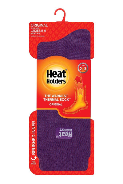 Heat Holders Ladies Original Thermal Heat Sock (4498270126217)