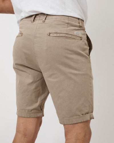 Industrie The Washed Rinse Short