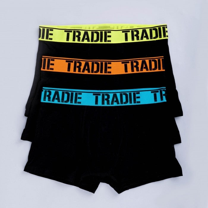 Tradie Mens 3PK Trunk (4498318852233)