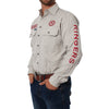 Ringers Western Hawkeye Embroidered Shirt