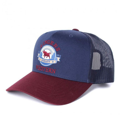 Ringers Western Authentic Trucker Cap (4619399397513)