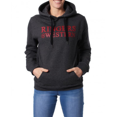Ringers Western Icon Womens Pullover Hoody (4656464199817)