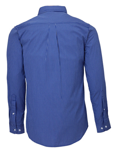 Ritemate Pilbara Check Double Pocket Shirt
