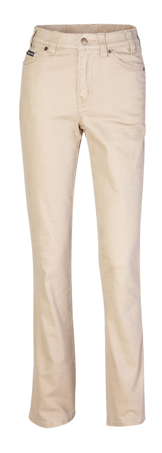Ritemate Ladies Cotton Stretch Jean